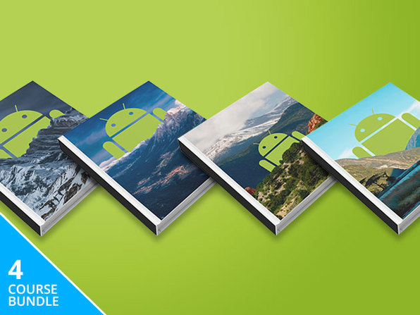 Android Development eBook Bundle