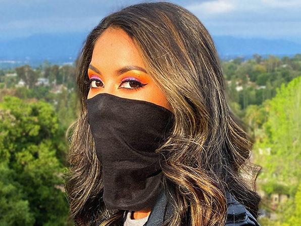 Seamless Bandana Masks: 2-Pack