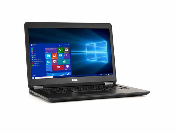 "Dell Latitude E7450 14"" Laptop, 2.9 GHz Intel i5 Dual Core Gen 5, 8GB DDR3 RAM, 256GB SSD, Windows 10 Professional 64 Bit (Renewed)"