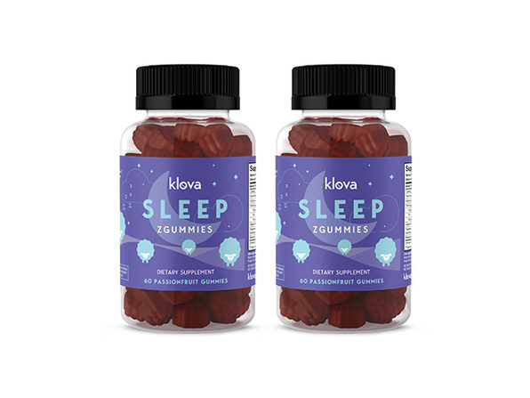 Klova Sleep ZGummies (2-Pack)