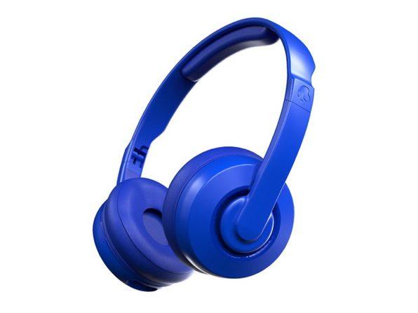 Skullcandy Cassette™ Wireless On-Ear Headphones (Cobalt Blue)