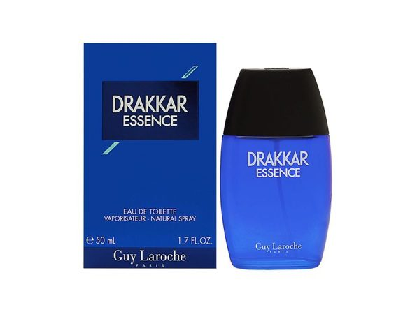 Guy Laroche Drakkar Essence Eau De Toilette Cologne Spray