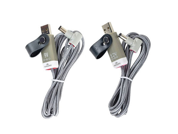 Ripcord USB to DC Power Cable 2 Pack