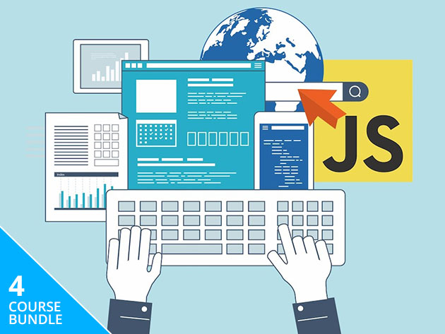 Front End JavaScript with Vue js Bundle | StackSocial
