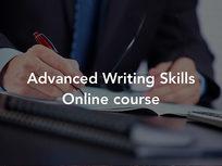 Advanced Writing Skills - Product Image