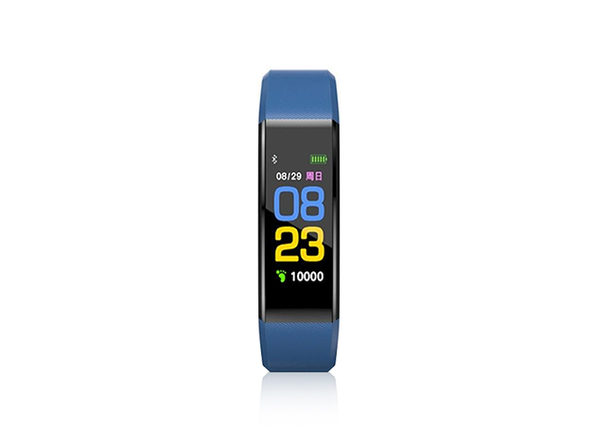 Fitness Tracker Watch V21 - Blue - Product Image