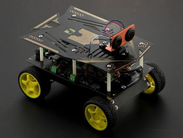 Build a Remote Control Car to Master Arduino, Robotics, Sensors & Bluetooth Communication