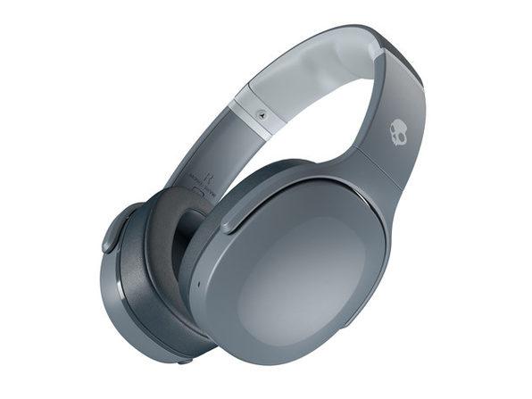 Skullcandy Crusher Evo Sensory Bass Wireless Headphones with Personal Sound - Chill Grey