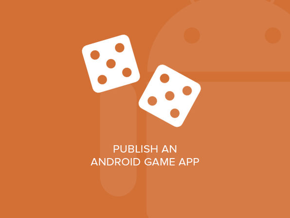 Publish an Android Game App - Product Image