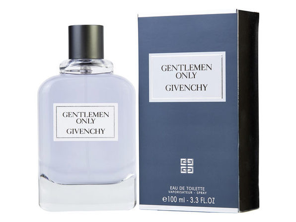 GENTLEMEN ONLY by Givenchy EDT SPRAY 3.3 OZ for MEN ---(Package Of 6) - Product Image