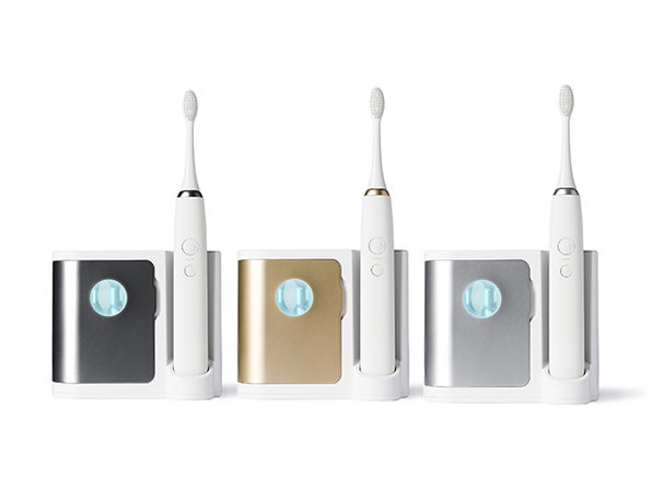 Elements Sonic Toothbrush with UV Sanitizing Charger Base
