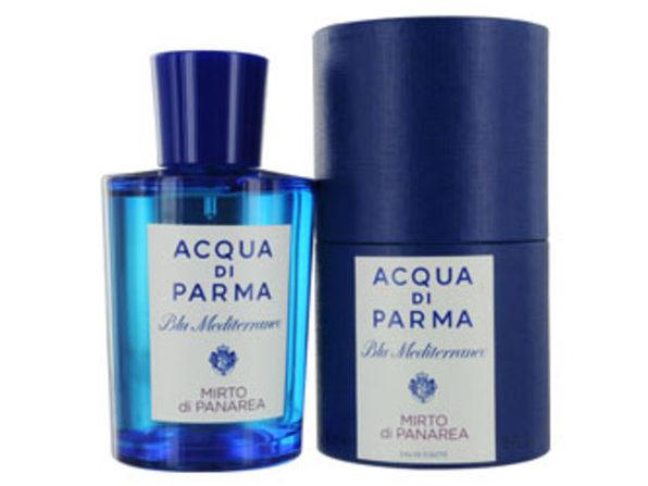 Acqua Di Parma Blue Mediterraneo By Acqua Di Parma Mirto Di Panarea Edt Spray 5 Oz For Men (Package Of 5) - Product Image