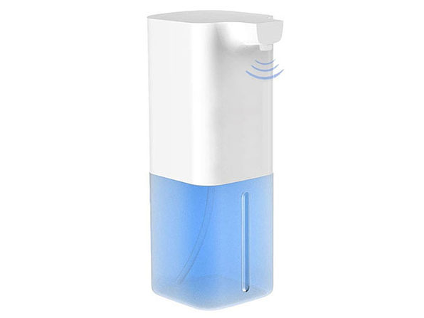 Automatic, USB-Rechargeable Liquid Soap & Hand Sanitizer Dispenser