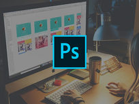 UI Design with Photoshop: From Beginner to Expert - Product Image