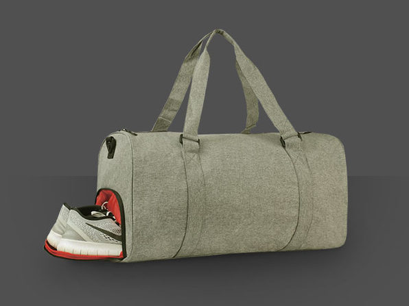Something Strong Duffel Bag