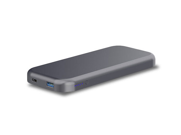 BentoStack Charge Cover (Space Grey) - Product Image
