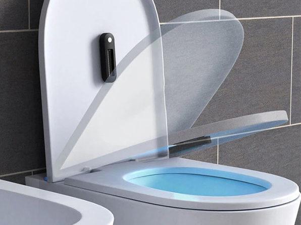 Mini UV-C Sterilizer Light for Toilets & Trash Cans: 3-Pack