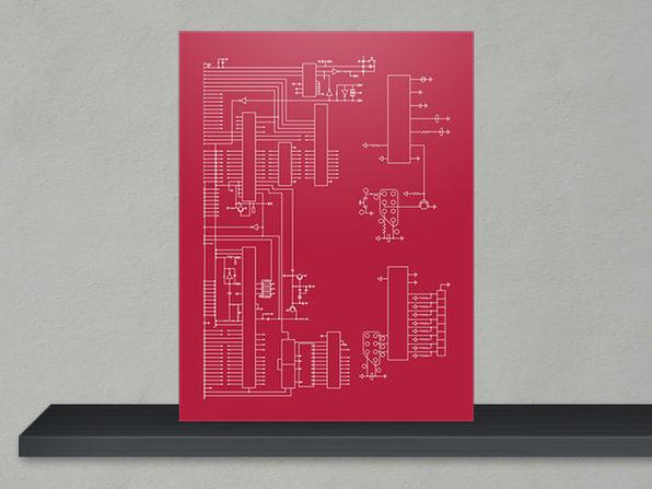 Nintendo Schematic Print | StackSocial on