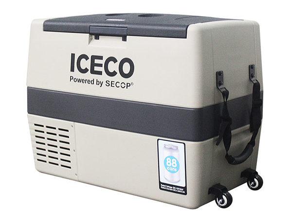 ICECO TR60: Portable 60L Fridge with SECOP Compressor