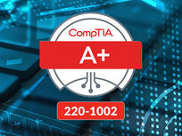 CompTIA A+ 220-1002 - Product Image
