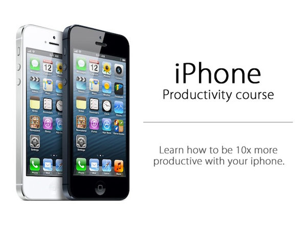 Master Your iPhone & Be 10x More Productive - Product Image