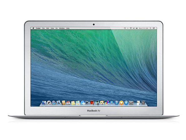 "Apple 13.3"" MacBook Air 1.6GHz Core i5, 128GB - Silver (Refurbished)"