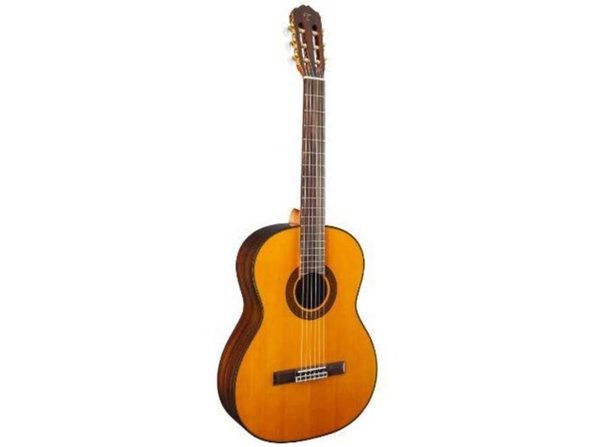 Takamine G Series GC5-NAT Classical 6 Strings Rosewood Mahogany Guitar - Natural (Used, Damaged Retail Box)