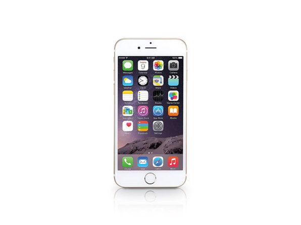 "Apple iPhone 6 4.7"" 128GB Unlocked (CDMA & GSM) Gold (Refurbished)"