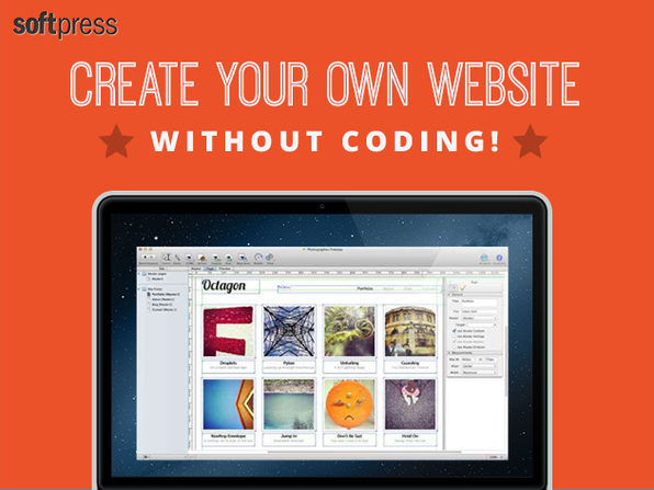 Create Your Own Customized Website Without Coding