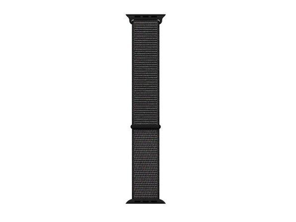 Apple Watch Sport Loop Band (40mm) - Black (Renewed)