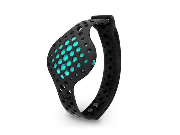Moov Now Personal Coach & Workout Tracker (Blue)