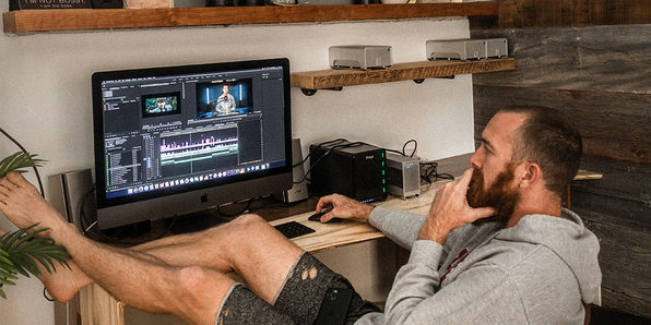 The Complete Final Cut Pro X Course: Beginner to Intermediate - Product Image