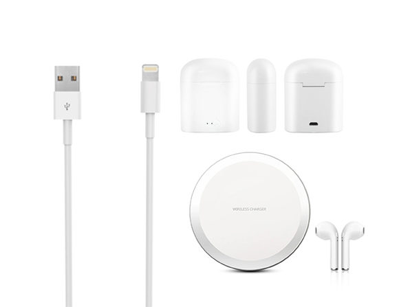 The iPhone Accessory 4-Piece Bundle