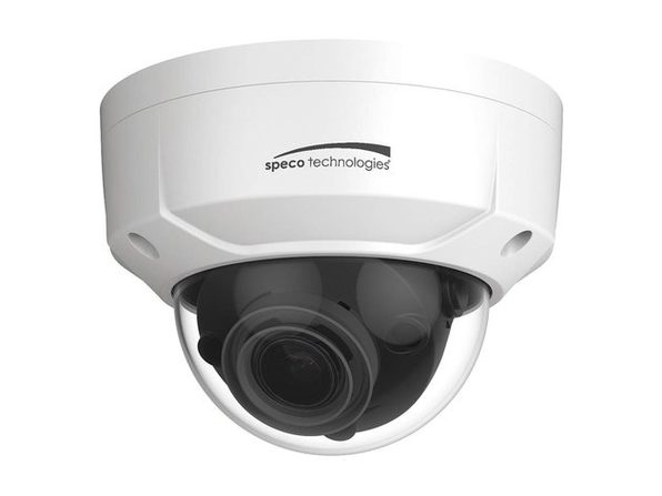 Speco O4D2M 4MP IR Outdoor Dome IP Security Camera - Product Image