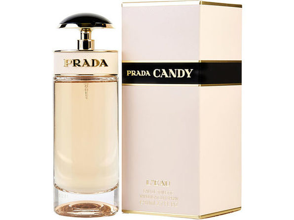 Prada Candy L'Eau By Prada Edt Spray 2.7 Oz For Women (Package Of 2)