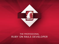 The Professional Ruby on Rails Developer - Product Image