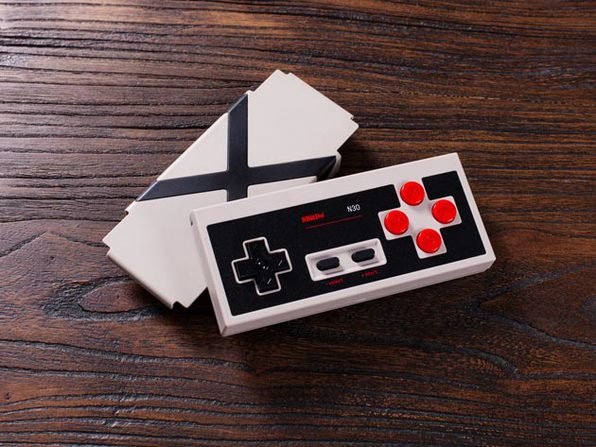 8BitDo N30 Retro Bluetooth Gamepad