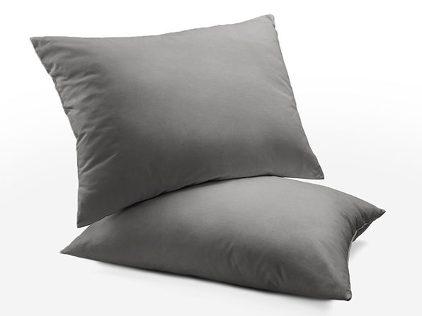 Copper Pillowcases: Self-Cleaning Covers (King/2-Pack)