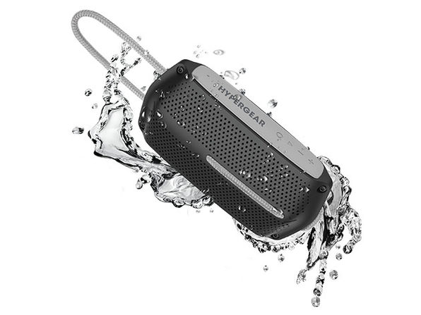 HyperGear Wave Water Resistant Wireless Speaker