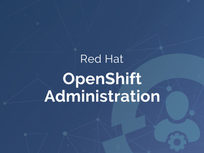 Red Hat OpenShift Administration - Product Image