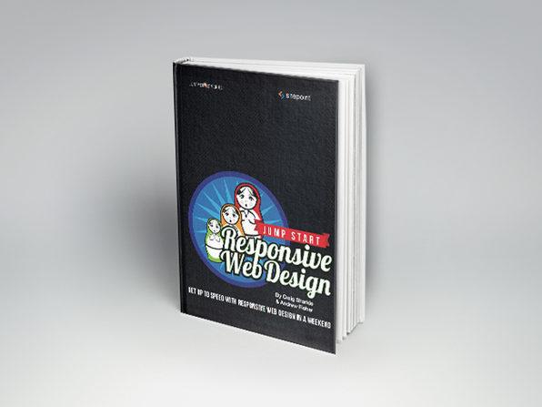 Jump Start Responsive Web Design - Product Image