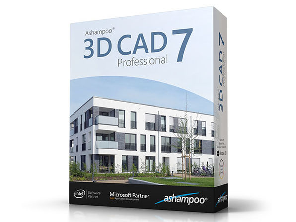 Ashampoo® 3D CAD 7: Professional Version
