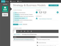Strategy & Business Models - Product Image