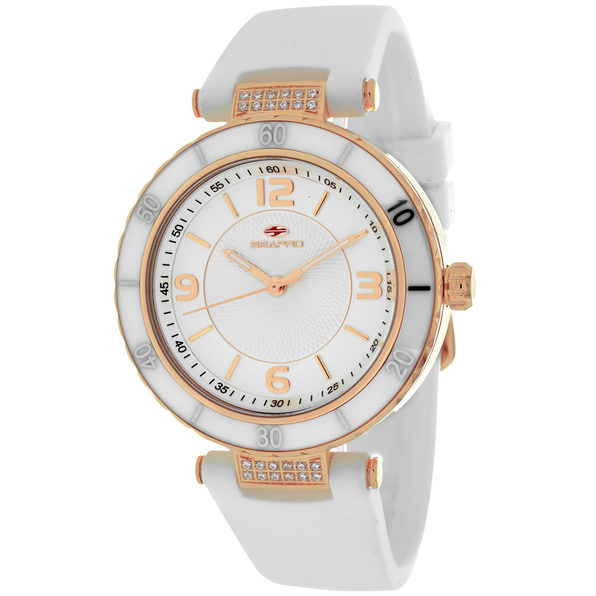 Seapro Women's Seductive Silver Dial Watch - SP6413