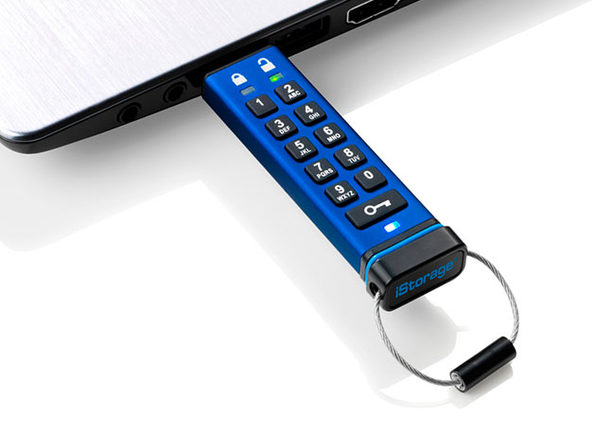 datAshur® PRO 256-bit Encrypted USB 3.0 Flash Drive
