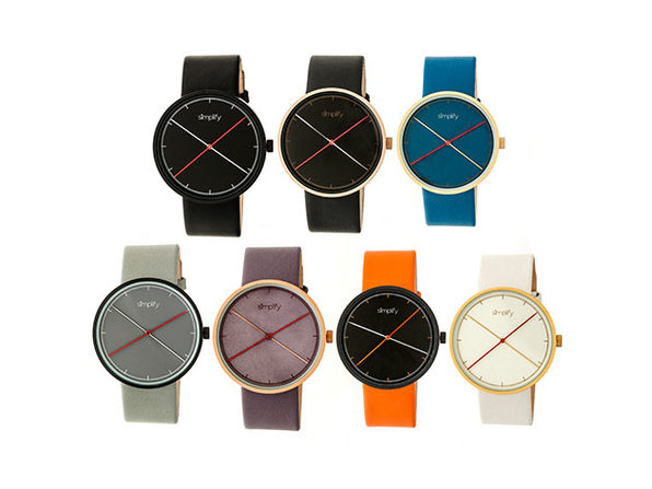 Simplify 4100 Unisex Watch
