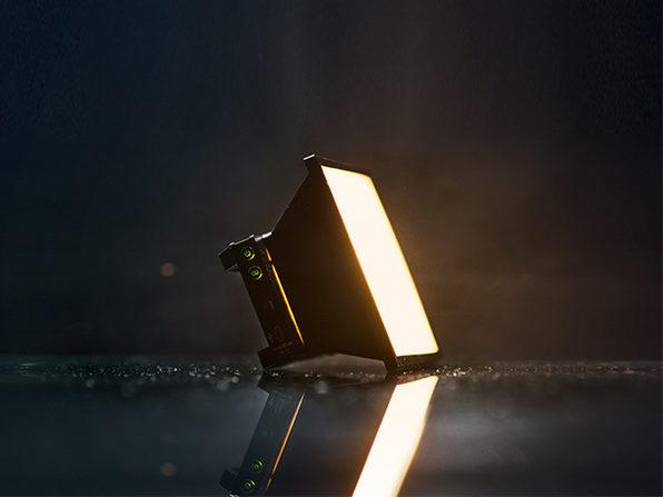 Rift Labs Kick Photo & Video Light + Diffuser   StackSocial