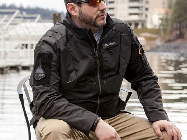 AMABILIS® Responder Jacket (Tactical Black/L)