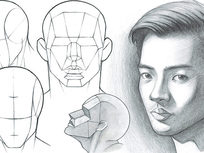 Portrait Drawing Fundamentals Made Simple - Product Image
