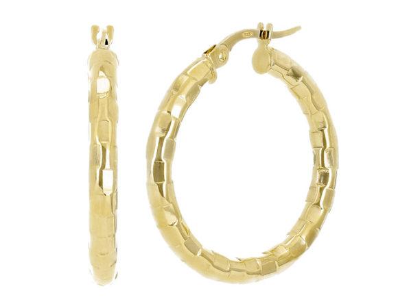 Christian Van Sant Italian 14k Yellow Gold Earrings - CVE9H90
